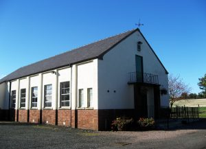 Letham Village Hall (c)  Smart Community Fife 2007 Flickr CC BY 2.0