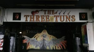 The Three Tuns (c) Emma Webster 2017