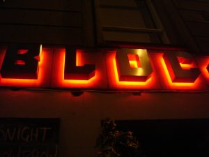 Bloc, Glasgow 2 (c) MadAdminSkillz 2012 Flickr CC BY 2.0