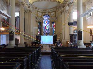 Holy Trinity Church XtoL performance (c) stuart.childs 2008 Flickr CC BY 2.0